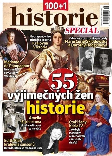 100+1 historie SPECIÁL - jaro 2017 - Elektronický časopis