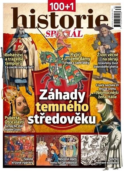 100+1 historie SPECIÁL - léto 2017 - Elektronický časopis