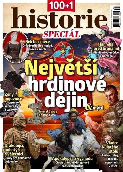 100+1 historie SPECIÁL - jaro 2018 - Elektronický časopis