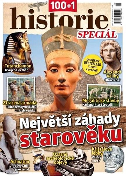 100+1 historie SPECIÁL - reedice 2018 - Elektronický časopis