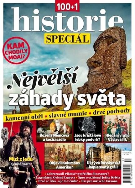 100+1 historie SPECIÁL - zima 2021 - Elektronický časopis