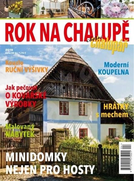 Rok na chalupě - 2019 - Elektronický časopis