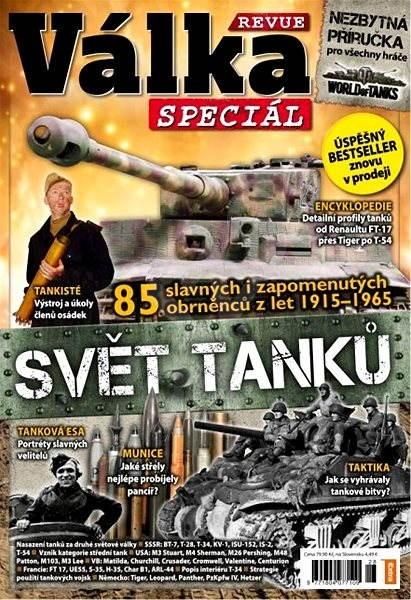 Válka REVUE SPECIÁL - reedice - Elektronický časopis