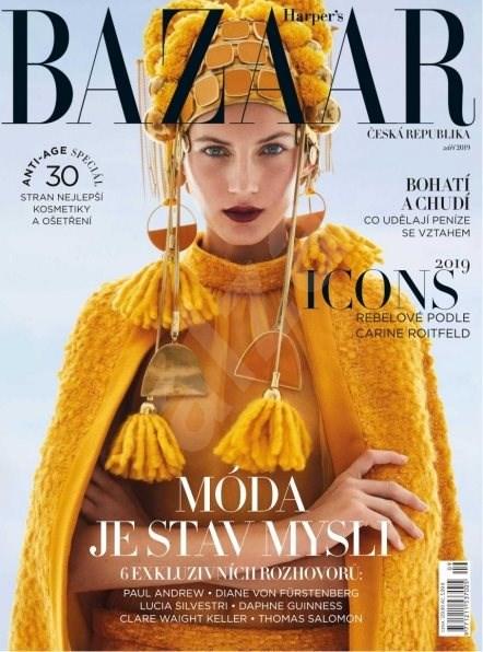 Harper's Bazaar - 09/2019 - Elektronický časopis