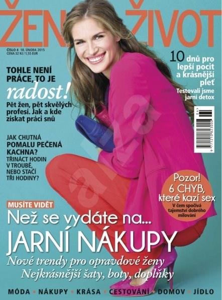 Žena a život - 4/2015 - Elektronický časopis
