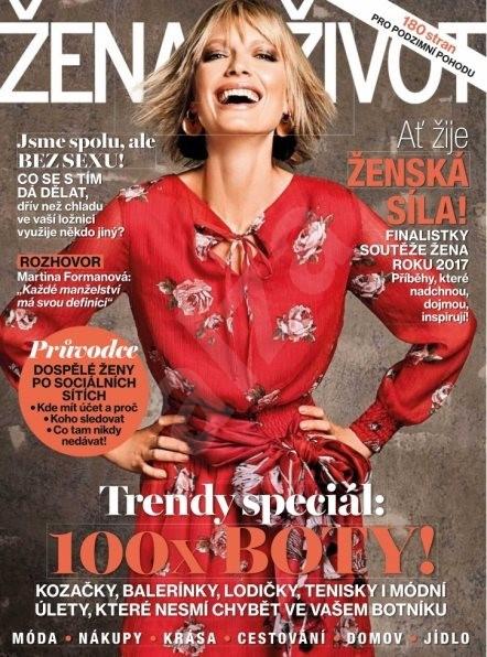 Žena a život - 20/2017 - Elektronický časopis