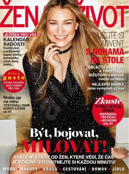 Žena a život - 24/2017 - Elektronický časopis