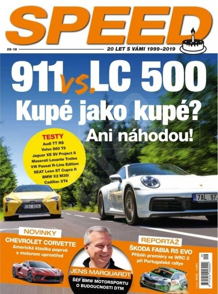 Speed - 09/2019 - Elektronický časopis