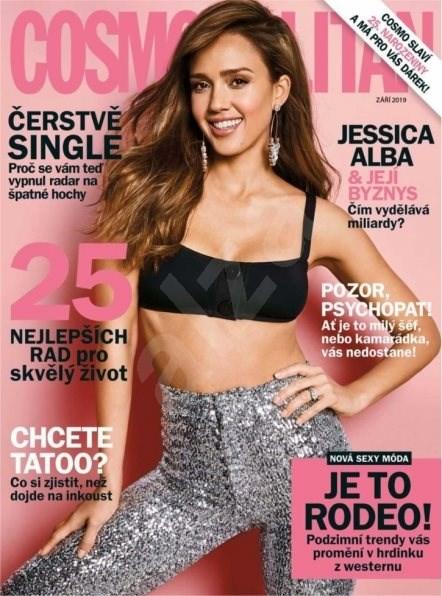 Cosmopolitan - 09/2019 - Elektronický časopis