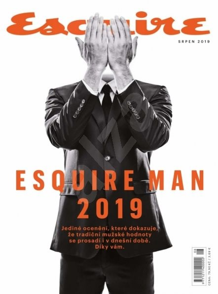 Esquire - 08/2019 - Elektronický časopis