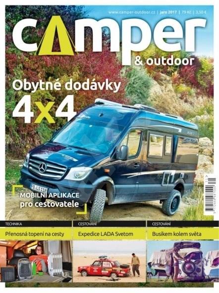 Camper & Outdoor - 1/2017 - Elektronický časopis