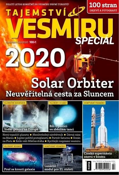 Tajemství VESMÍRU SPECIÁL - zima 2020 - Elektronický časopis