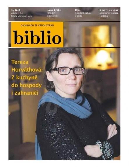 Biblio - 3/2016 - Elektronický časopis