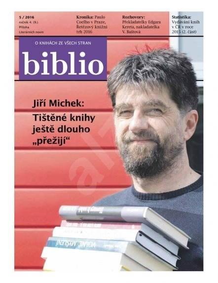 Biblio - 5/2016 - Elektronický časopis