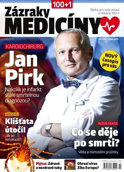 Zázraky medicíny - 7-8/2016 - Elektronický časopis