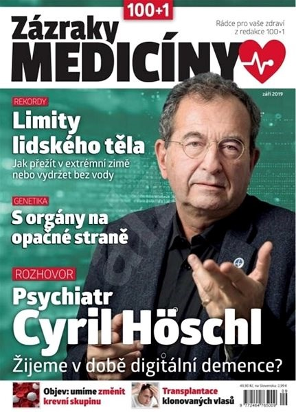 Zázraky medicíny - 9/2019 - Elektronický časopis