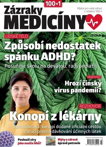 Zázraky medicíny - 3/2020 - Elektronický časopis