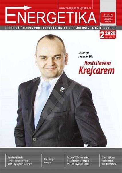 Energetika - 2/2020 - Elektronický časopis