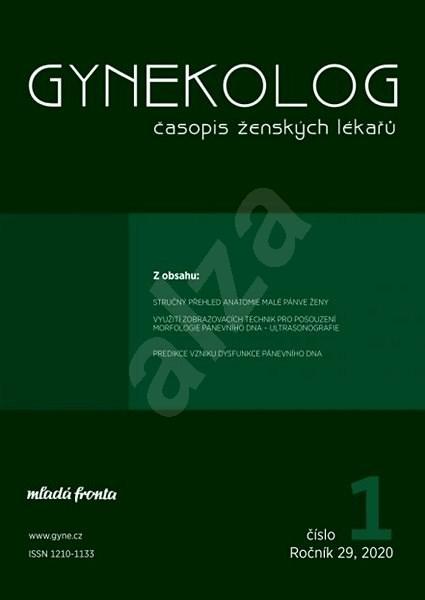 Gynekolog - 1/2020 - Elektronický časopis