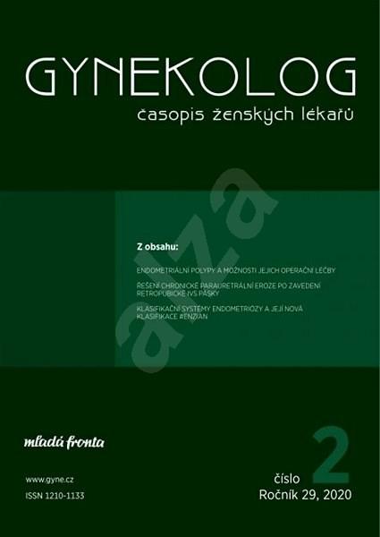 Gynekolog - 2/2020 - Elektronický časopis
