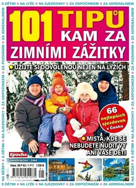 Epocha knihovnička II - 1/18 - Elektronický časopis