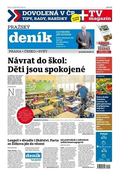 Pražský deník - 29.05.2020 - Elektronické noviny