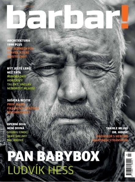 Barbar - 07/2017 - Elektronický časopis