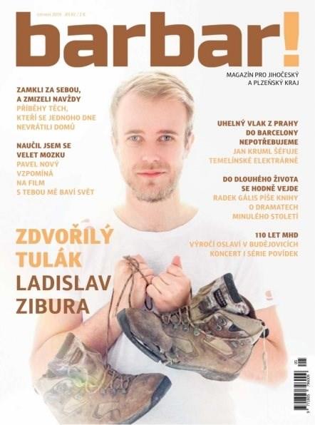 Barbar - červen 2019 - Elektronický časopis