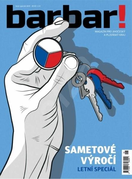 Barbar - letní speciál 2019 - Elektronický časopis