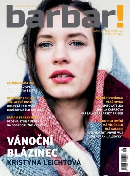 Barbar - zimní speciál 2019 - Elektronický časopis