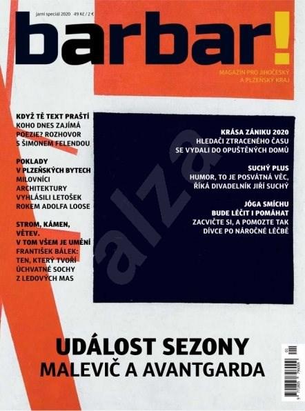 Barbar - jarní speciál 2020 - Elektronický časopis