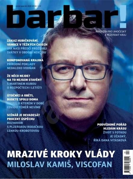 Barbar - zimní speciál 2020 - Elektronický časopis