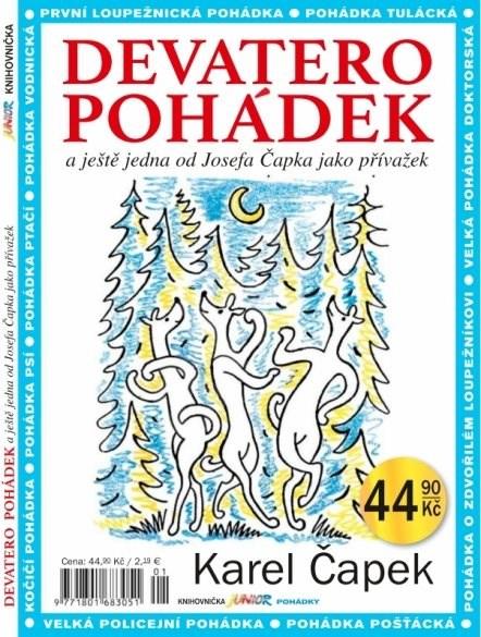 Knihovnička Junior Pohádky - 1/19 - Elektronický časopis