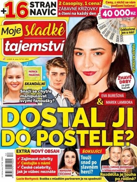 Moje sladké tajemství - 12/20 - Elektronický časopis