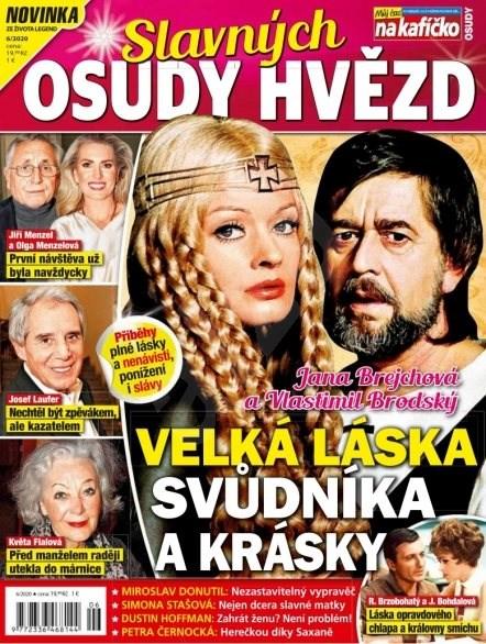 Osudy slavných hvězd - 6/20 - Elektronický časopis