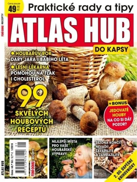 Knihovnička Paní domu - Atlas hub - 1/19 - Elektronický časopis