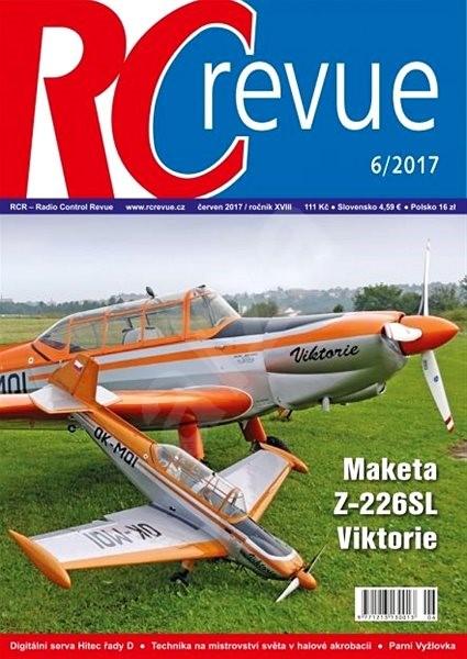 RC Revue - 6/2017 - Elektronický časopis