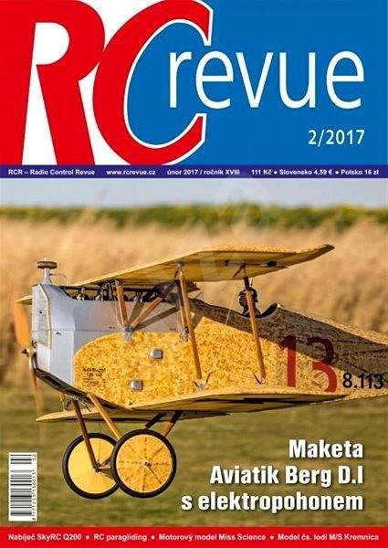 RC Revue - 2/2017 - Elektronický časopis