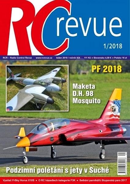 RC Revue - 1/2018 - Elektronický časopis