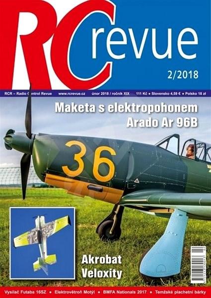 RC Revue - 2/2018 - Elektronický časopis
