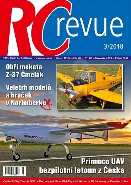 RC Revue - 3/2018 - Elektronický časopis