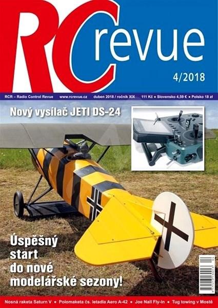 RC Revue - 4/2018 - Elektronický časopis