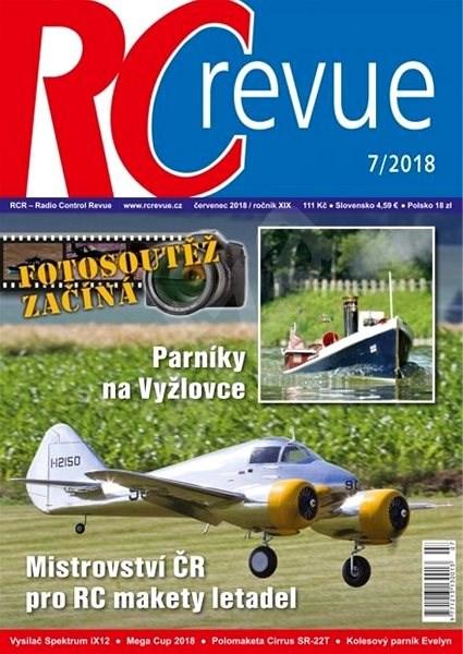 RC Revue - 7/2018 - Elektronický časopis