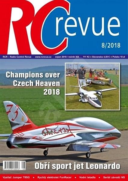 RC Revue - 8/2018 - Elektronický časopis