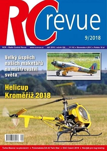 RC Revue - 9/2018 - Elektronický časopis