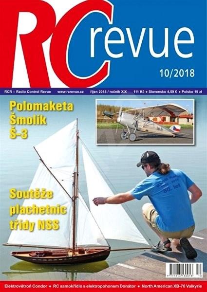 RC Revue - 10/2018 - Elektronický časopis