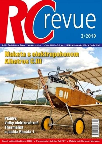 RC Revue - 3/2019 - Elektronický časopis