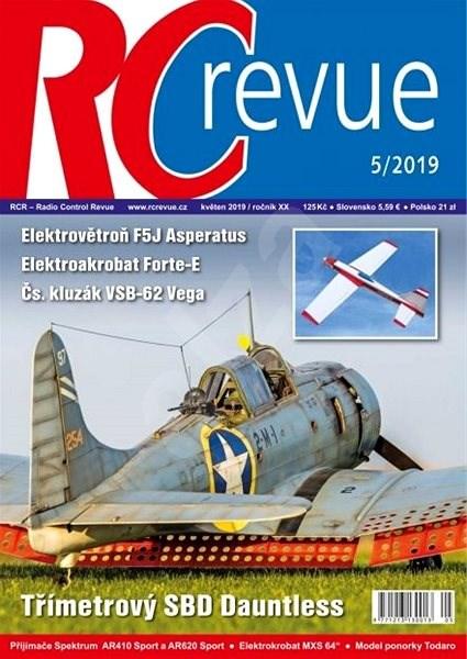 RC Revue - 5/2019 - Elektronický časopis