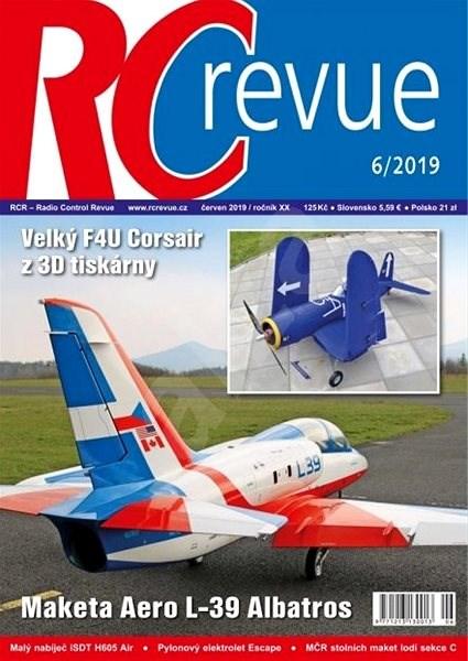 RC Revue - 6/2019 - Elektronický časopis