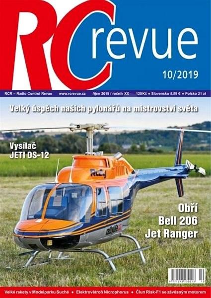 RC Revue - 10/2019 - Elektronický časopis
